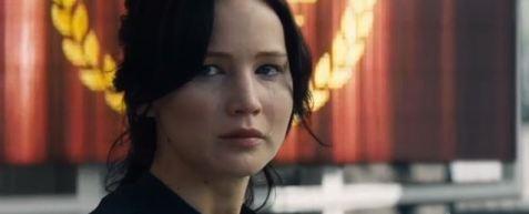 Katniss Crying