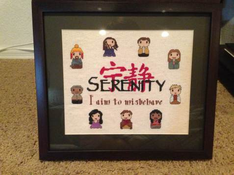 Serenity Cross Stitch