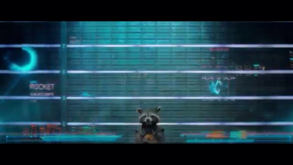 Bradley Cooper as Rocket Raccoon