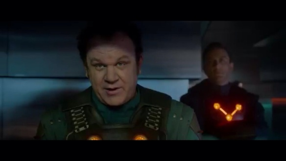 John C. Reilly as Rhomann Dey
