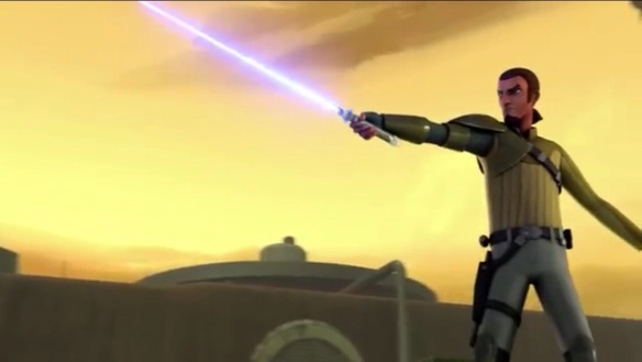 Kanan Jarrus the Jedi