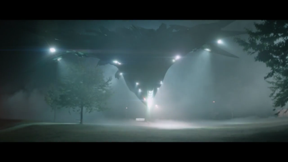 Peter Quill's abduction