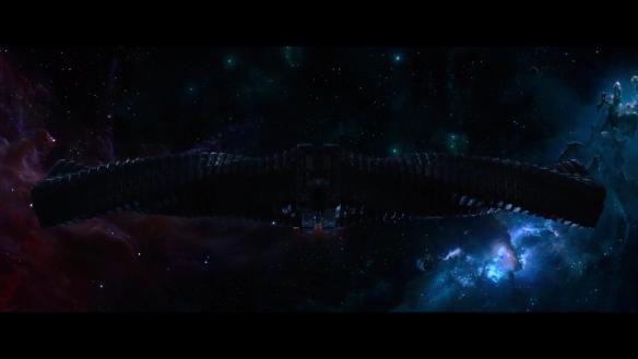 Ronan's ship?