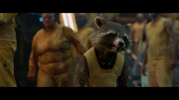 We're the frickin' Guardians of the Galaxy!