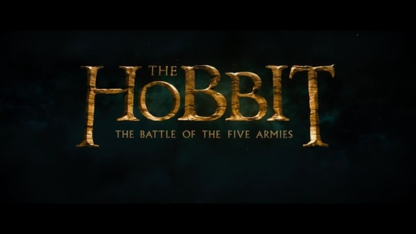 The Hobbit: The Battle of the Five Armies logo