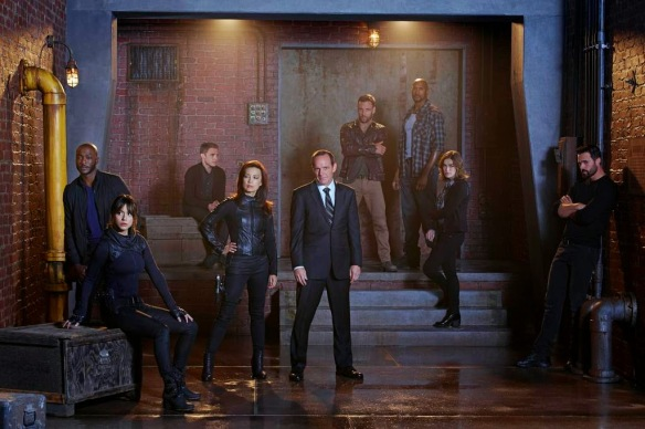 Agents of SHIELD Cast, season 2