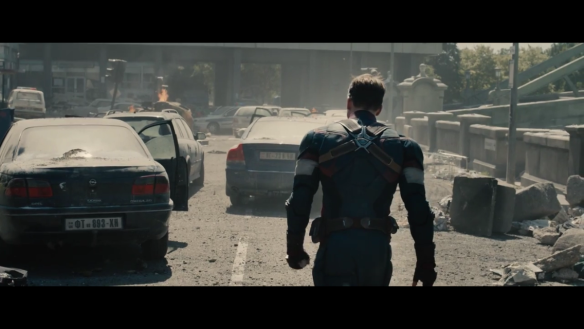 Age of Ultron, Captain America Steve Rogers