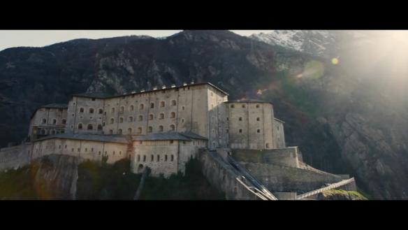 Age of Ultron Von Strucker Castle