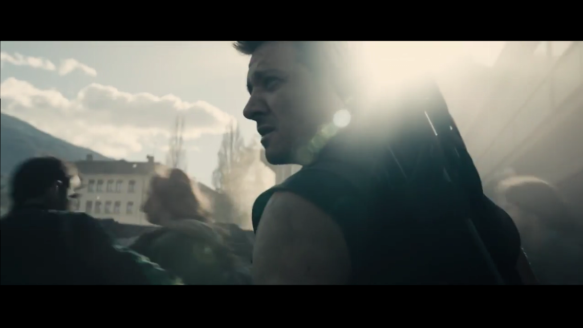 Age of Ultron, Hawkeye Clint Barton