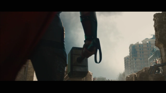 Age of Ultron Thor Mjolnir