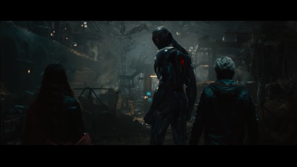 Age of Ultron Vision