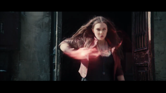 Avengers: Age of Ultron Scarlet Witch