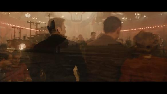 Avengers: Age of Ultron Flashback