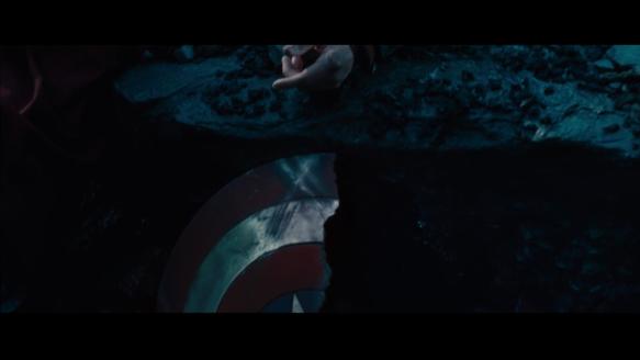 Avengers: Age of Ultron Broken Shield