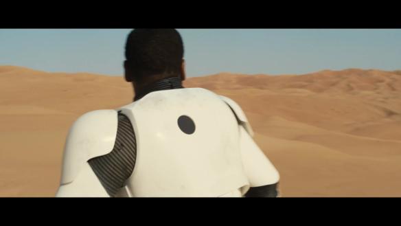 Star Wars: The Force Awakens, John Boyega