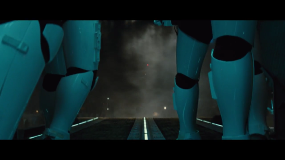 Star Wars: The Force Awakens, stormtroopers