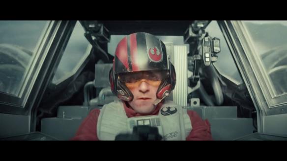 Star Wars: The Force Awakens, Oscar Issac