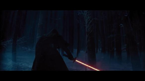 Star Wars: The Force Awakens, Lightsaber