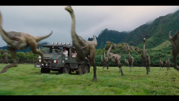 Gallimimus Trek