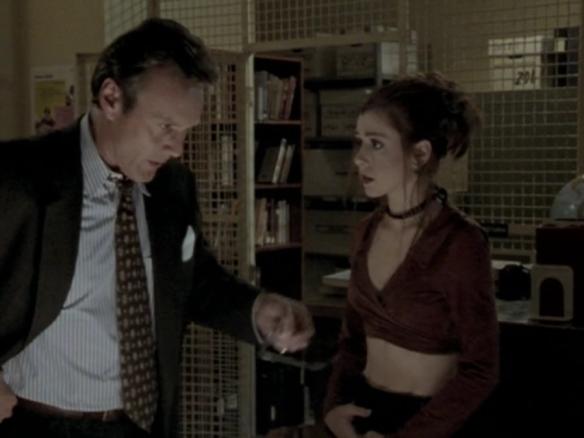 Willow, Giles, Halloween