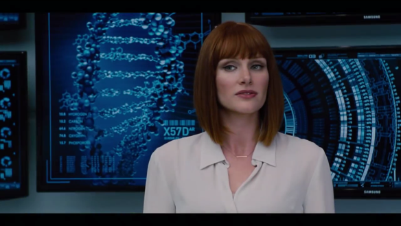 Bryce Dallas Howard as Claire