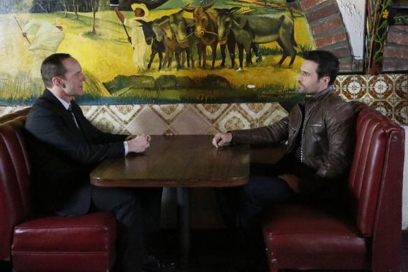 Ward and Coulson
