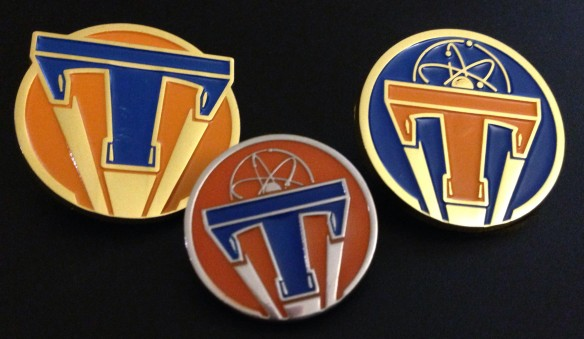 Tomorrowland Pins
