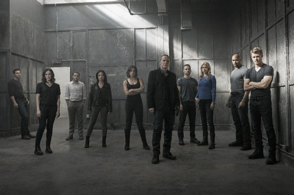 Agents of SHIELD Cast - Season 3