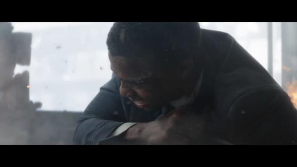 T'Challa in Civil War