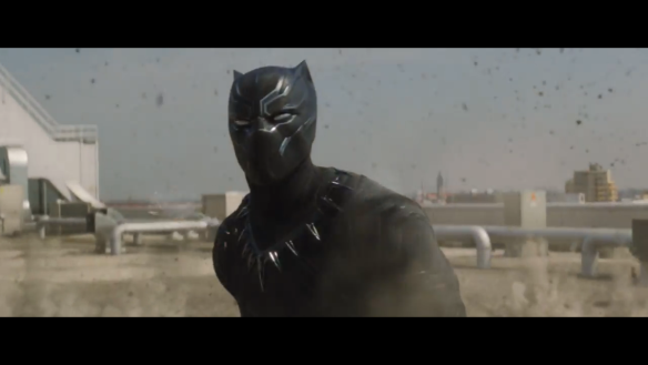 Black Panther in Civil War