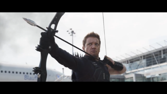 Hawkeye in Civil War