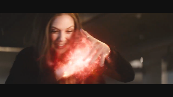 Wanda Maximoff in Civil War