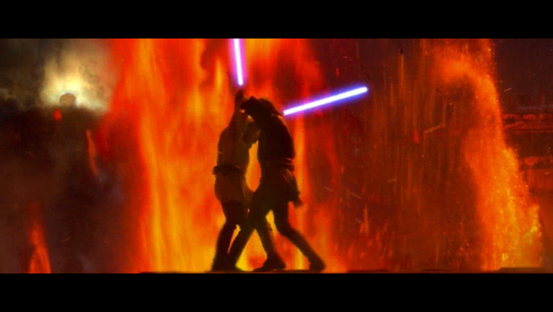 Today S Movie Star Wars Episode Iii Revenge Of The Sith The Love Pirate