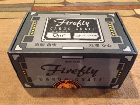 Firefly Cargo Crate June 2016