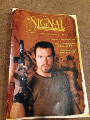 The Signal: Jayne Edition