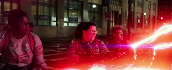 badass women ghostbusters