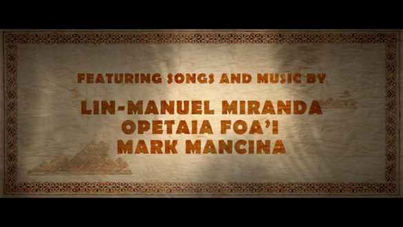 Lin-Manuel Miranda - Moana