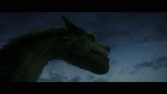 Pete's Dragon (2016) Elliott