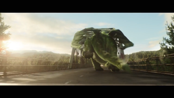 Pete's Dragon (2016) Elliott